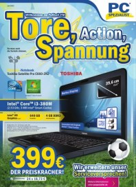 PC-SPEZIALIST Monatsflyer Juni 2012 KW22
