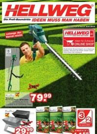 Hellweg Aktuelle Angebote Juni 2012 KW23