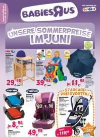 Toys'R'us Unsere Sommerpreise im Juni Juni 2012 KW23