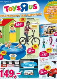 Toys'R'us Geschenktipps zum Kindertag Juni 2012 KW23