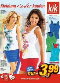 Kik KiK Angebot der Woche Juni 2012 KW23