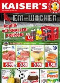 Kaiser's EM-Wochen Juni 2012 KW23 1