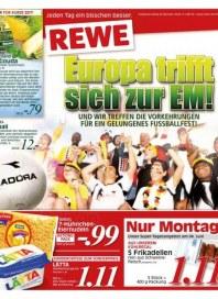 Rewe Hauptflyer Juni 2012 KW23