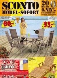 Sconto Garten Ausverkauf Juni 2012 KW23