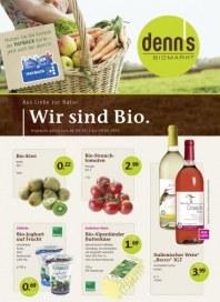 Denn's Biomarkt Hauptflyer Juni 2012 KW23