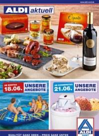 Aldi Nord Qualität ganz oben - Preis ganz unten Juni 2012 KW25