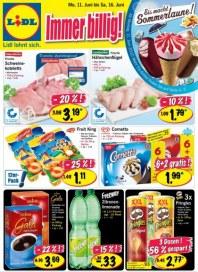 Lidl Aktueller Wochenflyer Lebensmittel Juni 2012 KW24 1