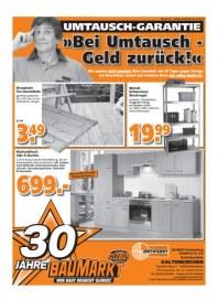 Globus Baumarkt Umtausch-Garantie Juni 2012 KW23