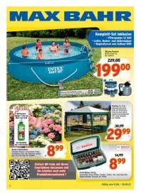 Max Bahr Wir sorgen für Badespass Juni 2012 KW24