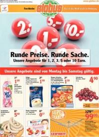 Globus Runde Preise. Runde Sache Juni 2012 KW23