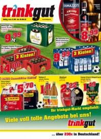 trinkgut Viele voll tolle Angebote Juni 2012 KW24