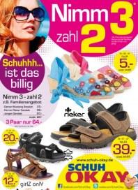 Schuh Okay Schuhhh... ist das billig Mai 2012 KW22