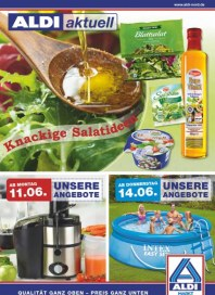 Aldi Nord Knackige Salatideen Juni 2012 KW24