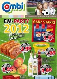 Combi EM-Party bei Uns Juni 2012 KW24