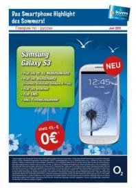 KVM Telekommunikation Das Smartphone Highlight des Sommers Juni 2012 KW24