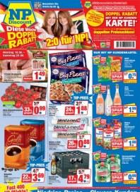 NP-Discount Niedrige Preise - Clevere Kunden Juni 2012 KW25