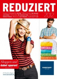 KARSTADT Mix - Reduziert Juni 2012 KW24