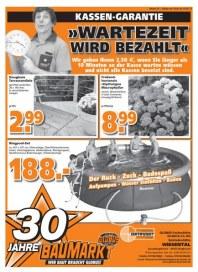 Globus Baumarkt Die Wartezeit wird bezahlt Juni 2012 KW25