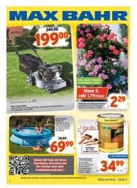 Max Bahr Verschöner Deinen Garten Juni 2012 KW25