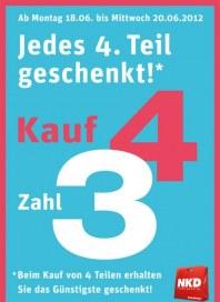 NKD Kauf 4 zahl 3 Juni 2012 KW24