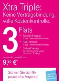 Telekom Shop Xtra Triple Juni 2012 KW25