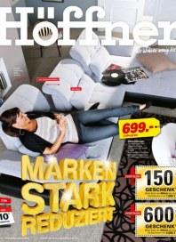 Höffner Marken stark reduziert Juni 2012 KW25