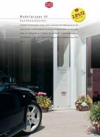 Erwin Renz Metallwarenfabrik GmbH & Co KG Autohauskästen Juni 2012 KW25