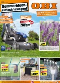 OBI Sommerideen - einfach loslegen Juni 2012 KW25 2