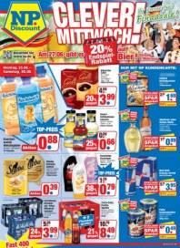 NP-Discount Ihr Vorrat fürs Finaaale Juni 2012 KW26