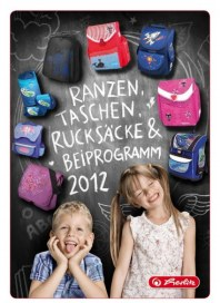 Herlitz PBS AG Schulranzenkatalog 2012 Januar 2012 KW52