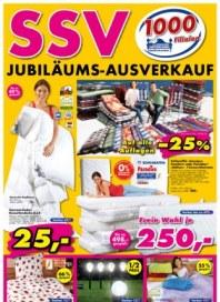 Dänisches Bettenlager Jubiläums-Ausverkauf Juni 2012 KW26