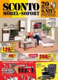 Sconto Schöne Möbel Juni 2012 KW25