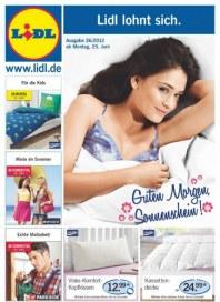 Lidl Aktueller Wochenflyer Juni 2012 KW26 7