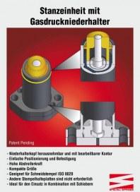 Alfred Konrad Veith KG Stanzeinheit mit Gasdruckniederhalter Mai 2012 KW21