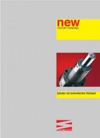 Alfred Konrad Veith KG Zylinder mit kontrolliertem Rücklauf (Patentiert) Mai 2012 KW21