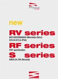 Alfred Konrad Veith KG Serie RV - Mercedes/ RF - Fiat/ S - Renault Mai 2012 KW21