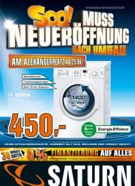 Saturn König Fussball empfiehlt Juni 2012 KW26 26
