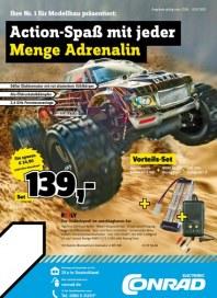 Conrad Action-Spaß mit jeder Menge Adrenalin Juni 2012 KW26