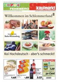 Feneberg Koi Hochdeutsch - abers schmeckt Juni 2012 KW26