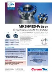 CeramTec GmbH MKS/MES-Fräswerkzeuge Mai 2012 KW22