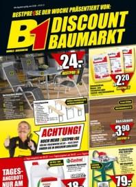 B1 Discount-Baumarkt Achtung! Noch mehr Bestpreise Juni 2012 KW26