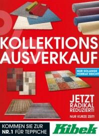 Teppich Kibek Kollektionsausverkauf Juni 2012 KW26