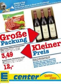 Edeka Große Packung - Kleiner Preis Juli 2012 KW27