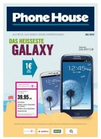 Phone House Alle Netze, alle Handys, riesige Zubehörauswahl Juni 2012 KW26