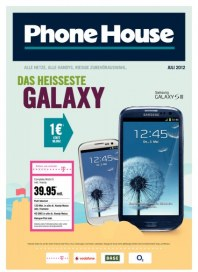 Phone House Das heisseste in der Galaxy Juli 2012 KW26