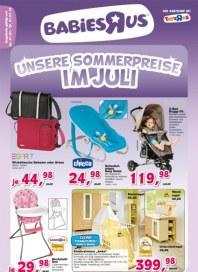 Toys'R'us Unsere Sommerpreise im Juli Juni 2012 KW26