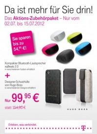 Telekom Shop Da ist mehr für Sie drin Juli 2012 KW26
