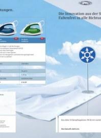Siemens-Electrogeräte GmbH Dampfbügeleisen S3 Juni 2012 KW22