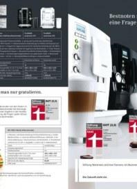 Siemens-Electrogeräte GmbH Stiftung Warentest Juni 2012 KW22