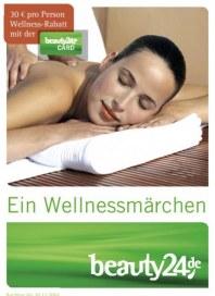 beauty24 GmbH Wellnessmärchen 07 Juni 2012 KW22